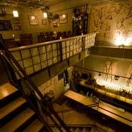 飲み放題付きパーティープラン (4名様~) カクテル酒場ならではの豊富なオリジナルカクテル付き飲み放題☆2時間付き