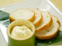 チーズと豆腐のヘルシーなパテです。