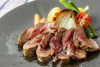 十勝牛ヒレ肉 シャトーブリアンのステーキ