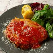 イタリアのカチャトーラという代表的な料理