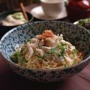 素材…有機野菜にこだわった、健康で体に良い和風パスタを存分にお楽しみください!!