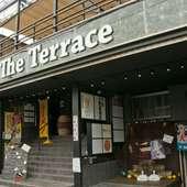 飲食店複合ビル「The Terrace」に入ってすぐのお店です