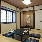 すべて完全和個室!ご利用人数に合わせてご案内致します。