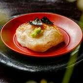 おいしくて身体に良いものを…と考えつくられた『焼き胡麻豆腐』