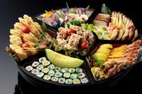 急な集まりも安心です♪ 細巻き寿司も入ってますので、これ1台で 大丈夫です