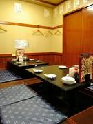 9~12名での宴会には、個室の利用がおすすめです!
