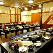 最大ご宴会人数は50名様!東岡崎での各種ご宴会、忘年会、新年会、歓迎会、送別会、女子会、合コンとあらゆるニーズにぴったり!人気の個室席もご用意しております!