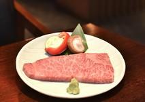 松阪牛サーロインの一枚焼き ひとり1枚!  ライス食べ放題 三重県産コシヒカリを使用!