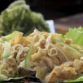 沖縄の家庭料理を召し上がれ