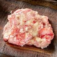 サンチュはもちろん、大根、キャベツなどお野菜いっぱい。