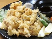 ホルモン天ぷら盛り
