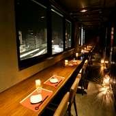 NEW OPEN ◆夜景カップルシート◆デートや記念日に是非!