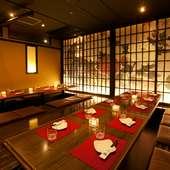 【NEW OPEN】お忍び個室DINING