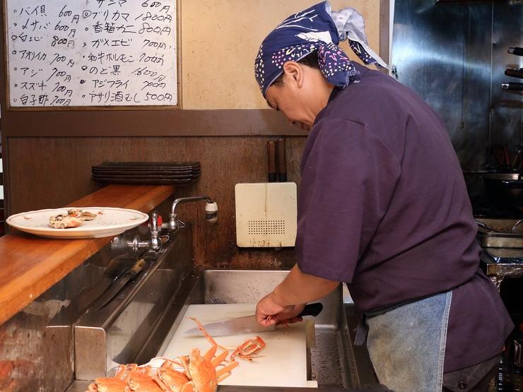 お客様に、富山の美味しい料理とお酒を味わってほしい