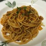 【イートイン税込1320円/テイクアウト税込1296円】  Spaghetti meatsauce