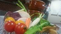 旬の美味しい野菜を楽しむヘルシーメニュー