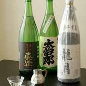 リーズナブルな価格でも美味しいお酒をご用意しております