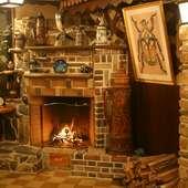 手作り暖炉で暖まりませんか?