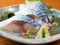 まろやかな味わいが人気『自家製しめ鯖』