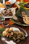 【誠道】自慢の土佐の旨いもんがずらり! 2時間飲み放題付きのお得な宴会コースです!
