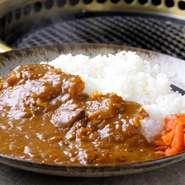 ランチにおすすめ! 鳳来牛の旨味をカレーに凝縮。一度食べたらやみつきに…このクセになる味わいをぜひ。