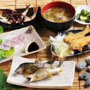 旬の鮎を食べ尽くし。清らかな清流で育まれた味わいを堪能