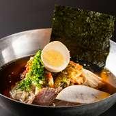 やみつきになる美味しさ『別府冷麺』。辛さは調整可能です