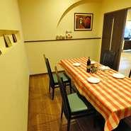 岐阜産の郡上唐辛子を細かく刻みイタリアン産オリーブオイルと混ぜ合わせています。辛味の中にも旨みが。