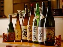 東京ではなかなか出会えない、週替わりで楽しめる美味しいお酒