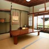 中庭が見えるお個室席や、テーブル個室など各種ご用意