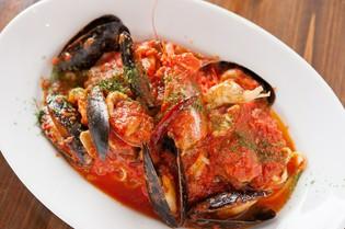 魚介の旨味たっぷり『コスタ☆ペスカトーレ』