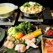 和牛はもちろん、調味料なども九州のものを中心に仕入れています。新鮮で安心できる食材にこだわり、一番おいしい状態で提供できるよう心がけています。ぜひ本場の味をご堪能くださいませ。