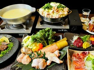食材は九州を中心に、新鮮なものを仕入れています