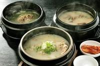 じっくり煮込んだコラーゲンたっぷりの韓国定番美容湯。※写真はイメージです。