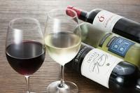 世界各地のワインが、常時20種類ほどそろえられています。料理とのハーモニーが楽しめる品ぞろえです。