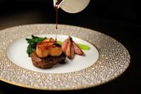 Filet de Boeuf Rosinie sauce perigeux