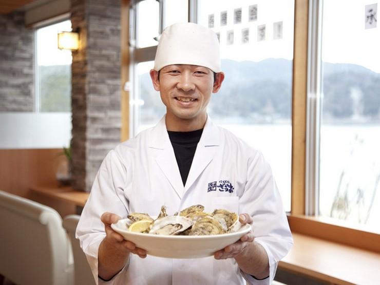 お客様に喜んでもらえる料理を日々目指しています