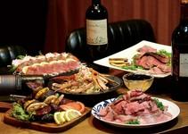 豪華シェフが丹精込めた季節MENU中心の創作料理です!