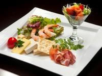 ラ・クチーナススメのワインによく合う前菜たち
