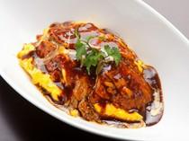 『オムライス』や『パエリヤ』などお米の料理が用意されています