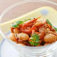 えび豆(川海老と大豆の甘辛煮)
