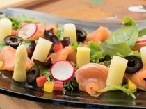 滋賀の食材を使用したこだわりの逸品をご賞味ください!