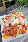 富山県産小麦「ゆきちから」を使った、当店自慢の逸品、一度食べたらやみつきになります!