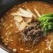 最後の一口まで完食してしまう『元祖 担々麺』