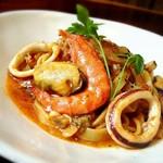 イタリアではポピュラーなピッツァをkonkitchen流に仕上げました