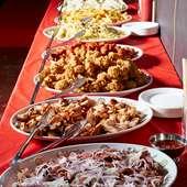 居酒屋メニューが充実しているので、飲む派・食べる派も大満足