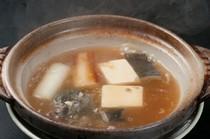 『まる鍋』は女性一人で食べられるサイズ。お手頃価格がうれしい