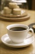 14:00~17:00のカフェタイムにはコーヒーでひといき