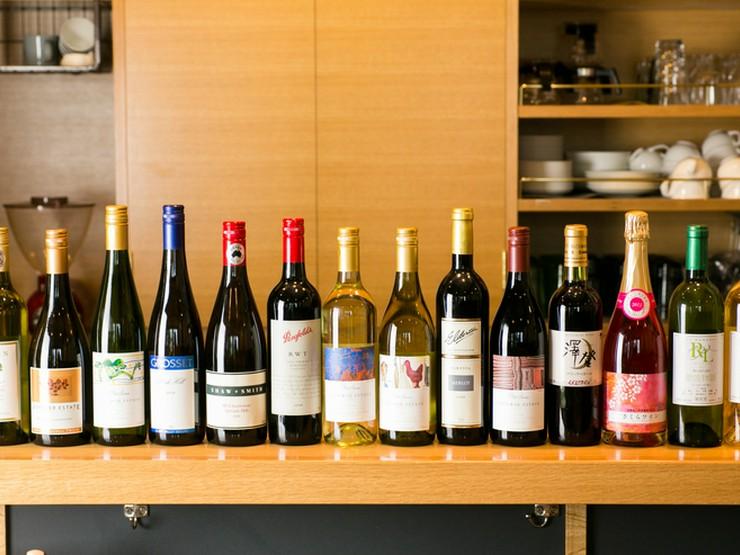 こだわりのワインは、ワイナリーと向き合って選びます
