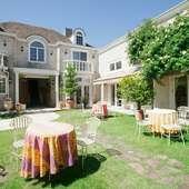 フランスをイメージした邸宅『白薔薇の館』
